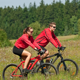 Adult Mountain Bike Hire in Aviemore